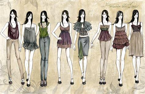 design fashion line fashion line up by f0rbiddenl0ve on deviantart