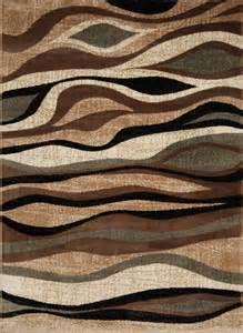 Earth Tone Area Rugs Modern Casual Earth Tone 5x7 Area Rug Contemporary Carpet Actual 5 039 2 034 X 7 039 2 034 Ebay