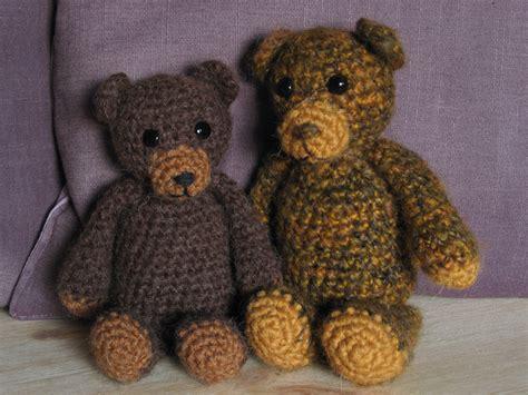 pattern crochet teddy bear crochet bear pattern son s popkes