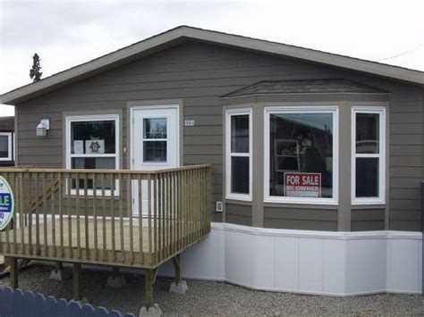 brand new modular wide mobile home takhinni park
