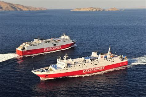 traghetti interni grecia cicladi traghetti rafina tinos andros mykonos cyclades fast