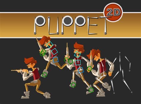 3d Drawing Software Free Download puppet2d an advanced skeletal animation tool unity