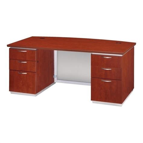 flat computer desk furniture gt office furniture gt desk gt cherry flat desk