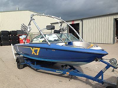 wakeboard boats chilliwack 2007 mastercraft x7 wakeboard waterski boat ski nautique