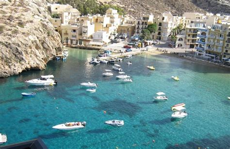 Mba Ta Bay by Swimming Banned At Xlendi Bay Gozo Tvm News