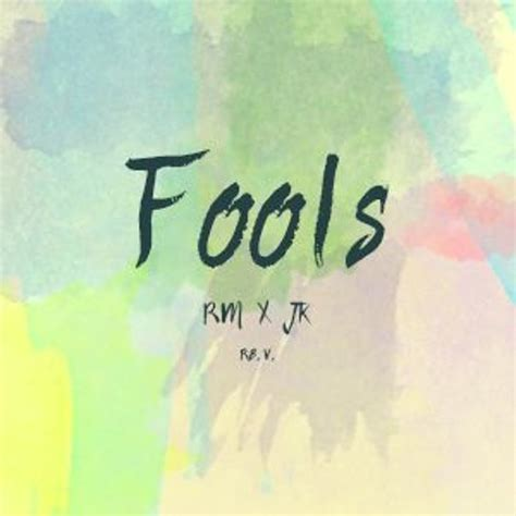 download mp3 bts fools fools cover by 랩몬스터 정국 of bts rv v by 일개농부 free
