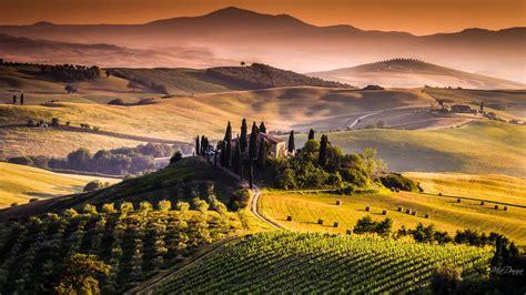 tuscany desktop wallpaper wallpaper
