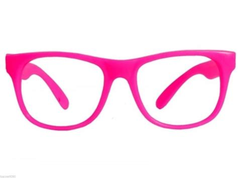 neon bright pink frame glasses hippie 60s 70s 80s fancy