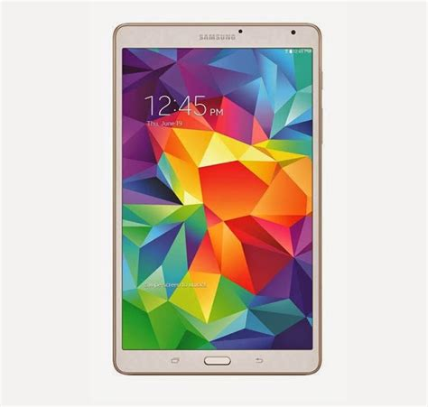 Hp Samsung Galaxy Tab S 8 samsung galaxy tab s 8 4 quot sm t705nt indonesia seputar
