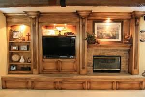 burnished wood entertainment center custom cabinets houston cabinet masters