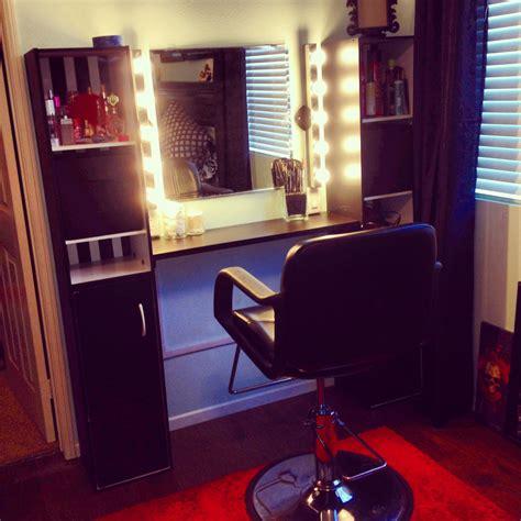 billige badezimmer vanity ideas megan s diy vanity lights makeup bench home salon