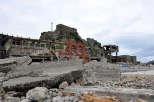 Hashima island provided the inspiration for villain s lair in skyfall