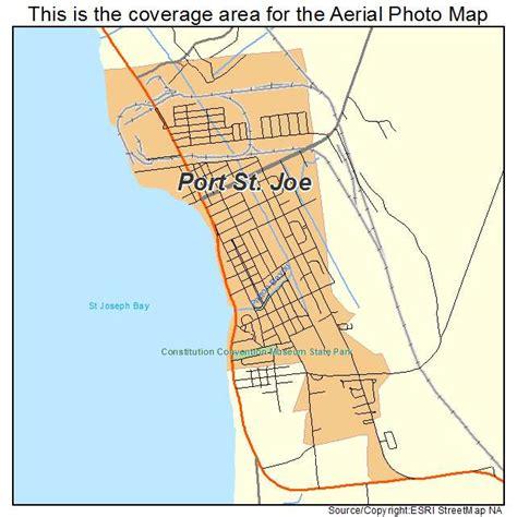 florida map port st aerial photography map of port st joe fl florida