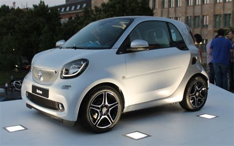smart car redesign kits impact 2016 smart fortwo news comes in small packages