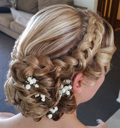Wedding Hairstyles Curly Braid by 20 Gorgeous Wedding Hairstyles For Hair