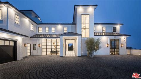 brentwood home los angeles photos check out lebron james new 23 million california