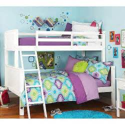 your zone bunk bed white rooms