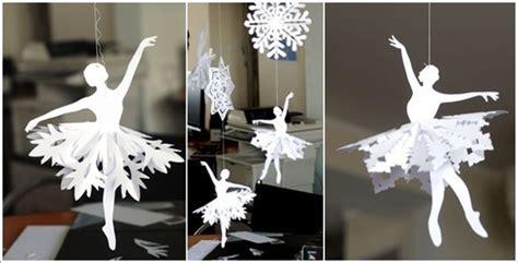 paper winter decorations 10 amazing decoration ideas using paper snowflakes