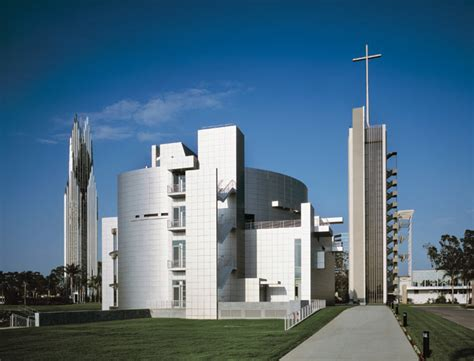 Richard Meier Floor Plans by Americans Build Larger And Larger Churches