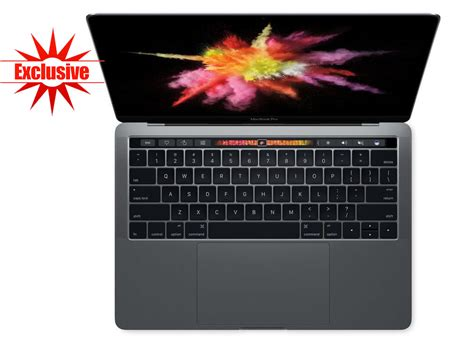 Promo New Macbook Pro 13 Mlh12 Touch Bar Grey I5 8gb 256gb Bnib deals 13 quot macbook pro with touch bar for 1 599 up to