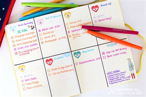 weight management journals organize your with bullet journaling happiness is