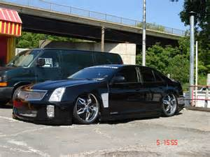 Cadillac Sts Custom Cocaines S 2005 Cadillac Sts In Toronto On
