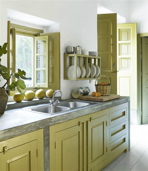 latest small kitchen designs elle decor predicts the color trends for 2017 yellow