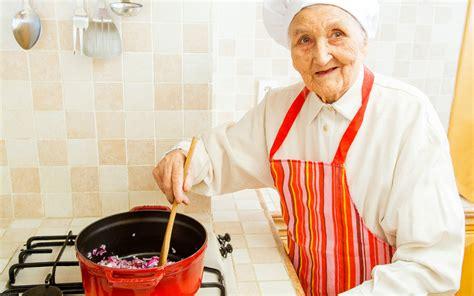 cocina de la abuela el recetario de la abuela moderna beqbe