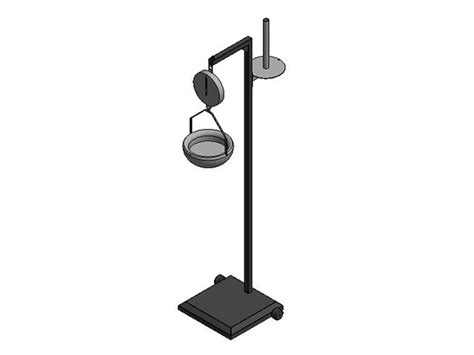 scale mobile mobile scale holder cms display fixtures