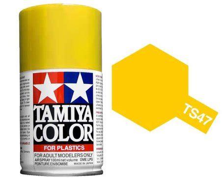 Tamiya Ts 47 Chrome Yellow Cat Gundam Model Kit Spray Can tamiya chrome yellow spray ts47