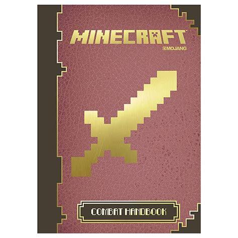 minecraft picture books minecraft combat handbook target australia
