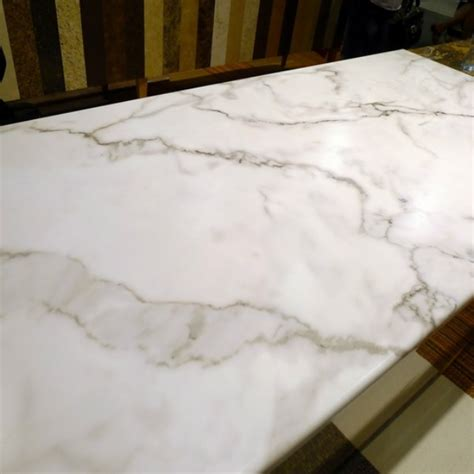 calacatta marble that comes in formica now 180 sheets