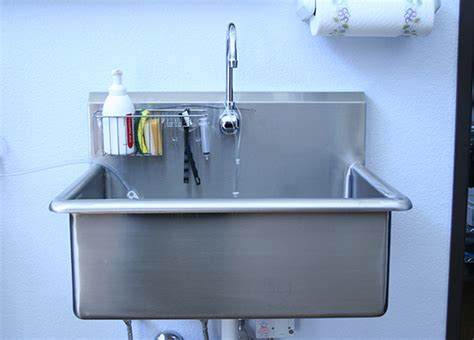 Scrub Sink exceptional veterinary surgical scrub sink options