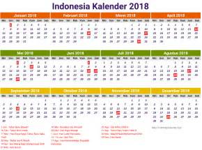 Kalender 2018 Indonesia Kalenderindonesia2018 Xyz Kalender Indonesia 2018
