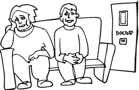 free social skills coloring pages
