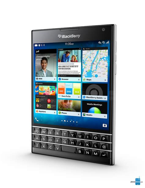 Blacberry Pasport blackberry passport specs