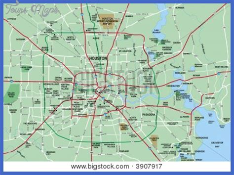 houston map by area houston metro map toursmaps
