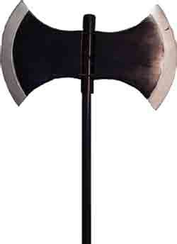 sided axe two sided axe