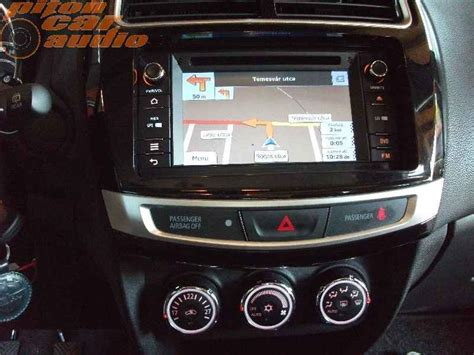 mitsubishi car audio mitsubishi aut 243 hifi beszerel 233 s