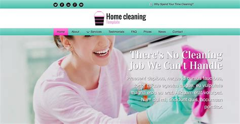 themes of the clean house 15 best wordpress themes for cleaning services 2018