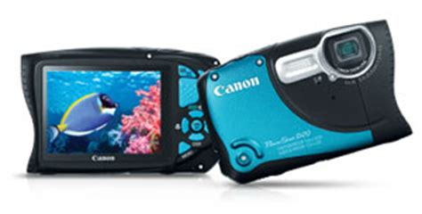 Kamera Underwater Canon D20 canon powershot d20 12 1 mp cmos waterproof digital with 5x image stabilized