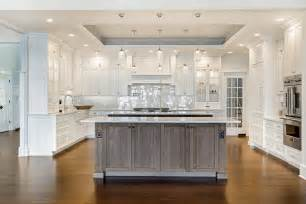 Beveled Kitchen Cabinet Doors Coastal Dream Kitchen Brick New Jersey By Design Line Kitchens
