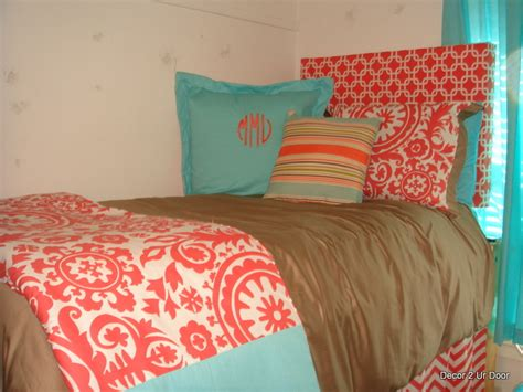 coral and blue bedroom tiffany blue and coral beautiful bedding decor 2 ur door
