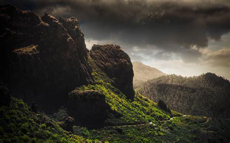 gran canaria  landscape photography alastair dixon