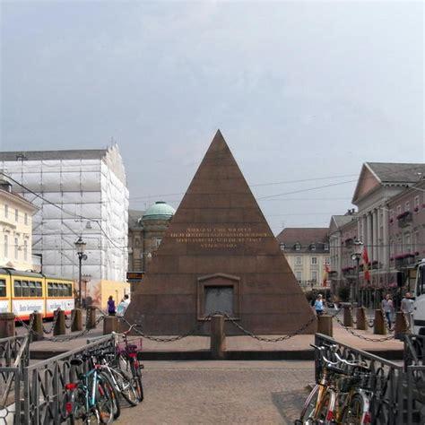 Autoversicherungen Karlsruhe by Karlsruher Pyramide Reisef 252 Hrer Karlsruhe Travunity