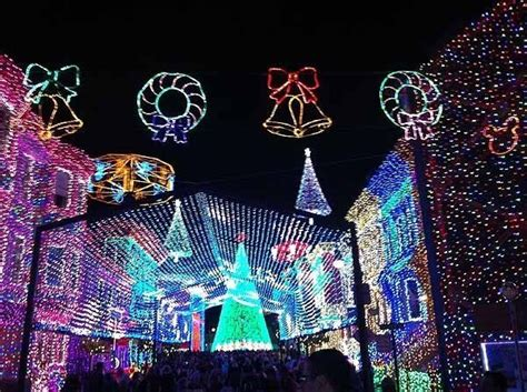christmas lights at disney world orlando sentinel