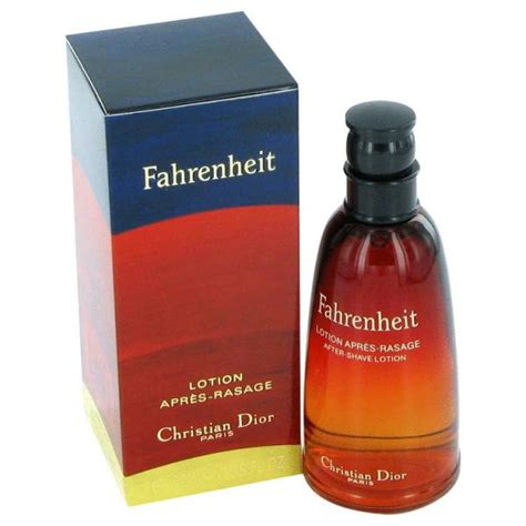 Parfum Christian Fahrenheit buy fahrenheit by christian after shave 50ml s
