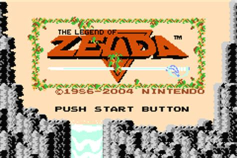 emuparadise zelda gba classic nes the legend of zelda u trashman rom