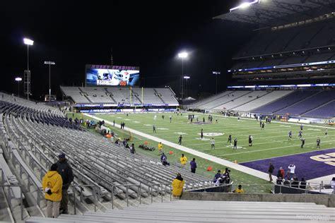 husky stadium student section husky stadium section 122 rateyourseats com