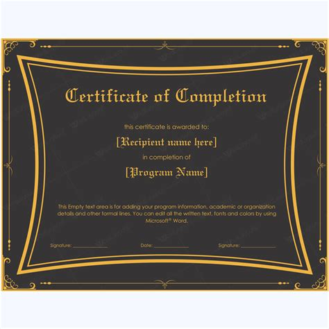 custom gift certificate templates for microsoft word memes